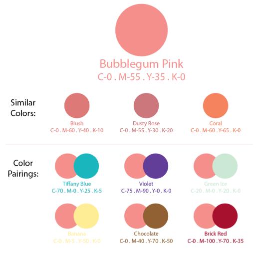 bubblegum-pink