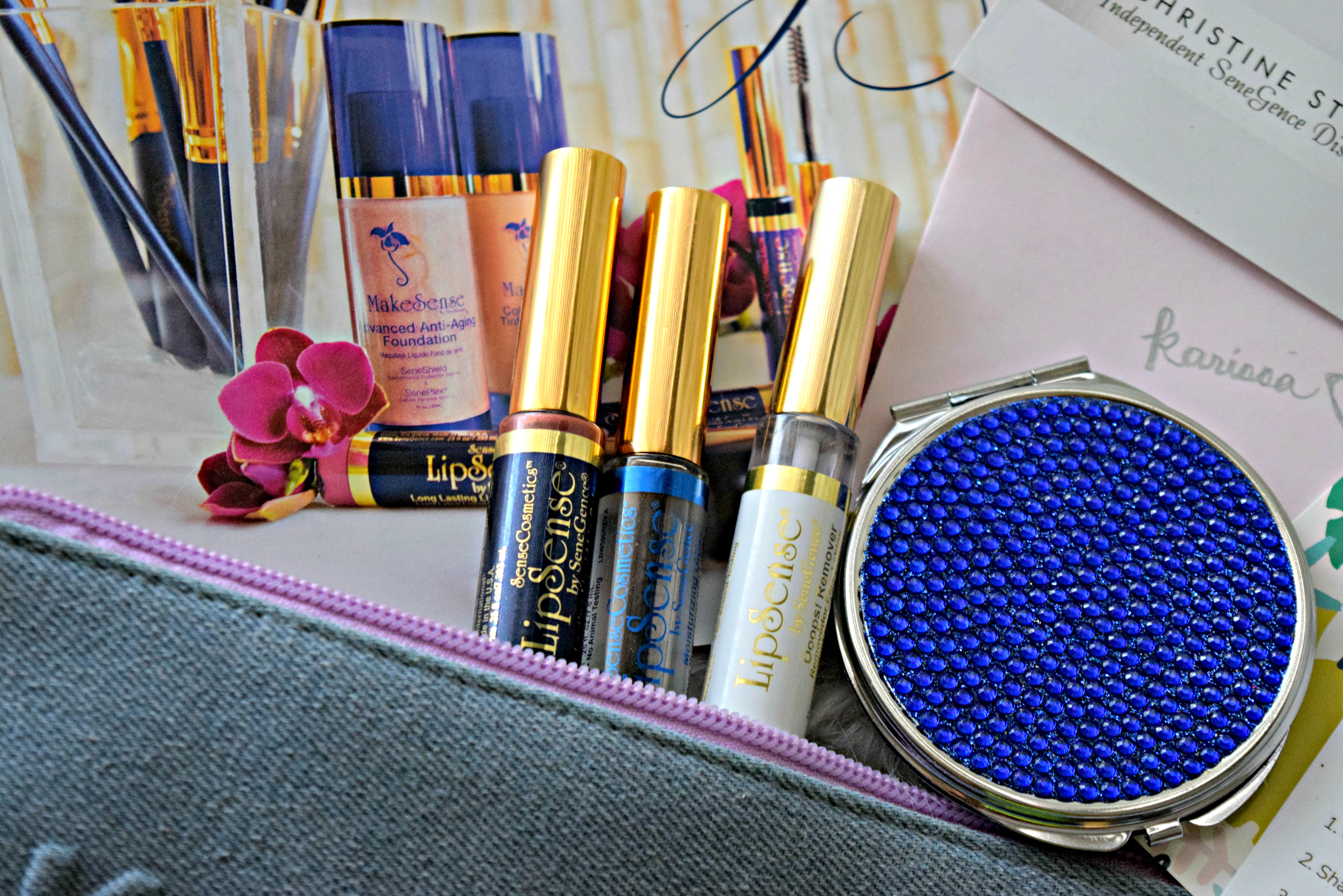 Gettin' Lippy Wit It | LipSense Review